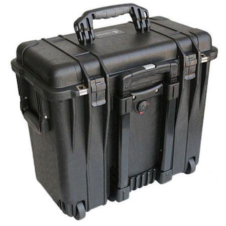 Pelican Toploader Watertight Hard Case Wheels Without Foam Insert  106 - 114