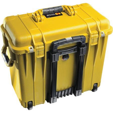 Pelican Toploader Watertight Hard Case Foam Insert Wheels  206 - 80