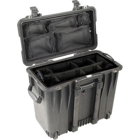 Pelican Toploader Watertight Hard Case Padded Dividers Lid Organizer Wheels  51 - 350