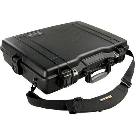Pelican Watertight Hard Deluxe Notebook Computer Case Padded Sleeve  344 - 87