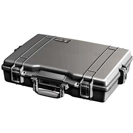 Pelican Watertight Hard Notebook Computer Case Foam  130 - 155