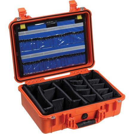 Pelican EMS Organizer Watertight Hard Case Dividers Lid Organizer  264 - 243