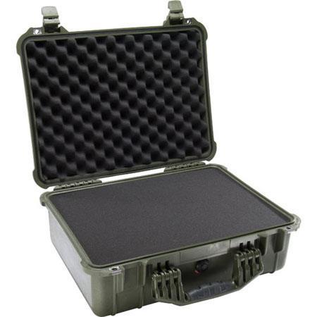 Pelican Watertight Hard Case Foam Insert Olive Drab 136 - 622