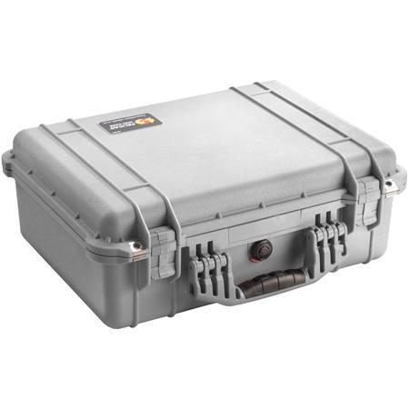 Pelican Watertight Hard Case Foam Insert Silver Gray 69 - 494