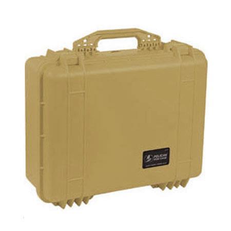 Pelican Watertight Hard Case Foam Insert Desert Tan 111 - 212
