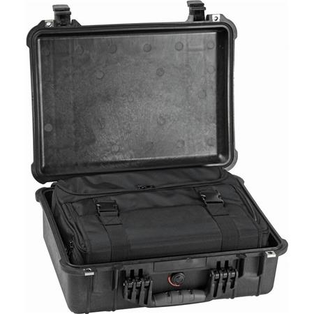 Pelican Watertight Hard Case Black Convertible Travel Bag 269 - 89
