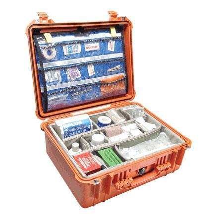 Pelican EMS Organizer Watertight Hard Case Dividers Lid Organizer  182 - 109