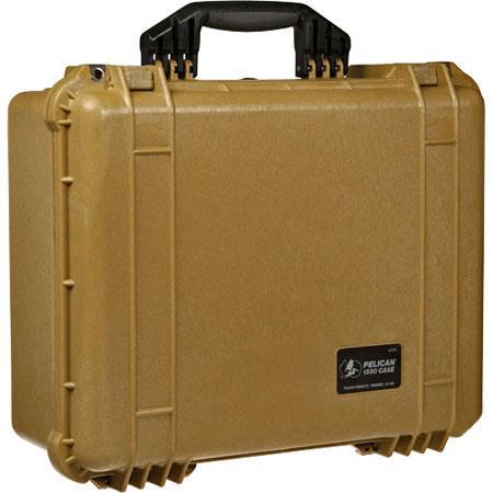Pelican Watertight Hard Case Foam Insert Desert Tan 69 - 494
