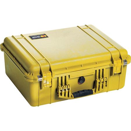 Pelican Watertight Hard Case without Foam Insert  70 - 654