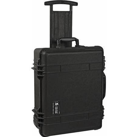 Pelican Watertight Hard Case Moveable Divider Interior Wheels  264 - 243