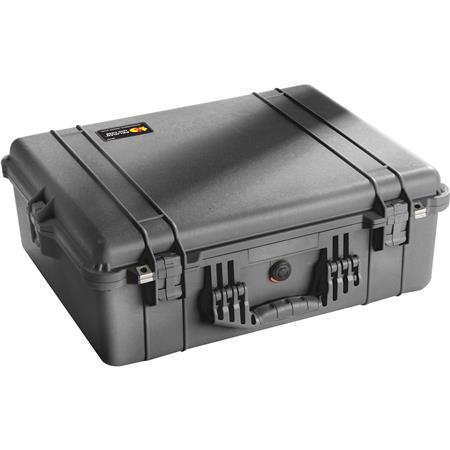 Pelican Watertight Hard Case Without Foam Insert  211 - 313