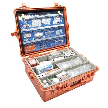 Pelican EMS Organizer Watertight Hard Case Dividers Lid Organizer  389 - 10