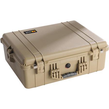 Pelican Watertight Hard Case Foam insert Desert Tan 139 - 738