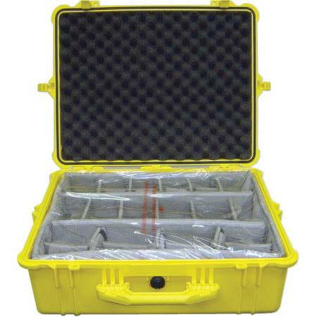 Pelican Watertight Hard Case Dividers  268 - 224
