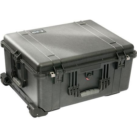 Pelican Watertight Hard Case Wheels without Foam  75 - 337