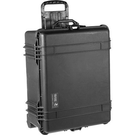 Pelican Watertight Hard Case Cubed Foam Interior Wheels Charcoal 91 - 399