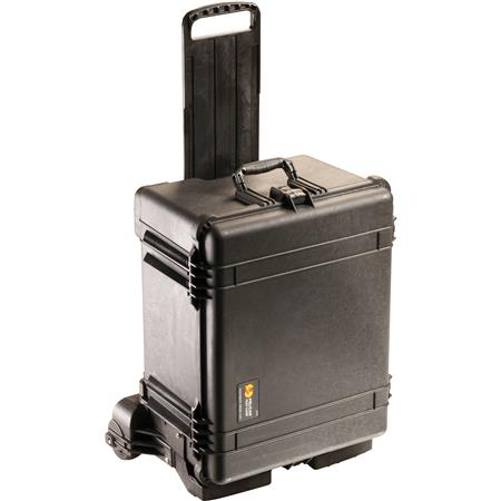 Pelican MNF Case and Mobility Kit without Foam 0 - 498