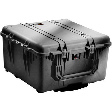 Pelican Watertight Hard Case Cubed Foam Interior Wheels  224 - 288