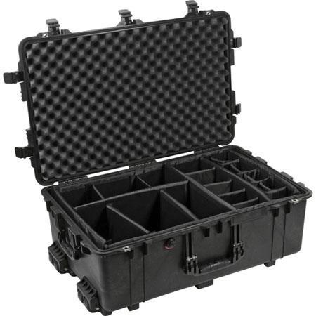 Pelican Watertight Hard Case Dividers Wheels  193 - 515