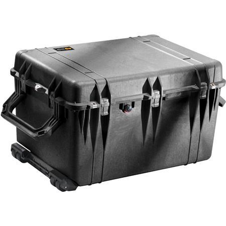 Pelican Watertight Hard Case Wheels without Foam Charcoal 69 - 699
