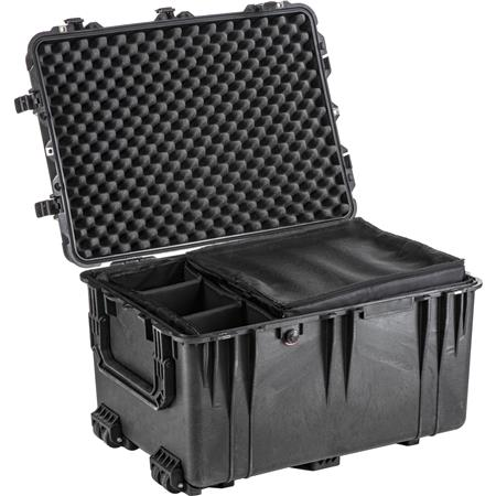 Pelican Watertight Hard Case Dividers Wheels  53 - 257
