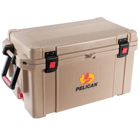 Pelican ProGear Quart Elite Cooler Outdoor Tan 134 - 204