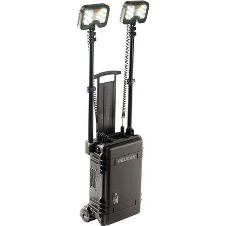 Pelican PCB Remote Area LED Lighting System Maximum Lumens m Extension Poles  114 - 458