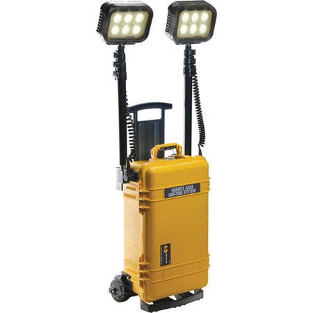 Pelican RS Remote Area LED Lighting System deg Beam Spread Voltage  145 - 562
