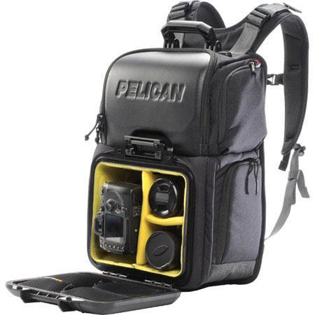 Pelican U Urban Elite Half Case Camera Pack Holds DSLR Lenses and Flash 50 - 566