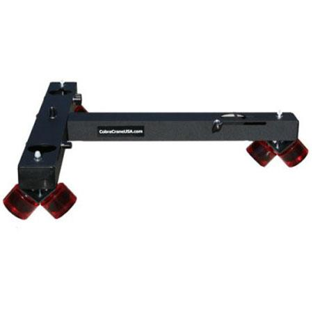 CobraCrane Tracking Dolly Track Four Connectors 90 - 51