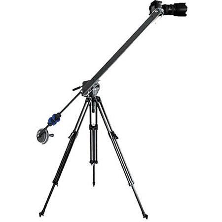 CobraCrane FotoCrane Xtreme Extendable Single Bar Jib DSLR Cameras upto Lbs 291 - 132