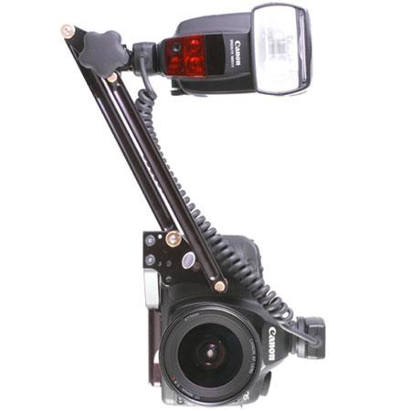 ProMediaGear BGS Guillotine Flash Bracket Smaller Camera Bodies without Vertical Grip or Battery Pac 145 - 241
