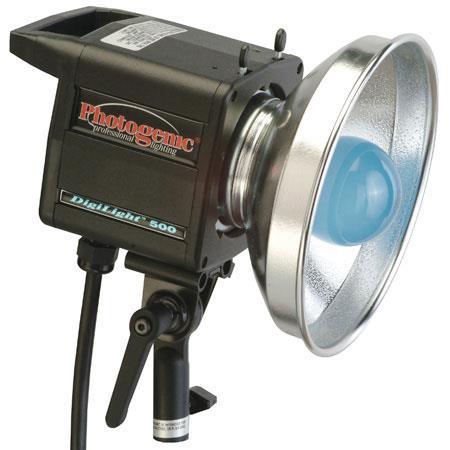 Photogenic DigiLight Continuous watt Photoflood Light Quick Change Release Mechanism Accessories CL 6 - 383