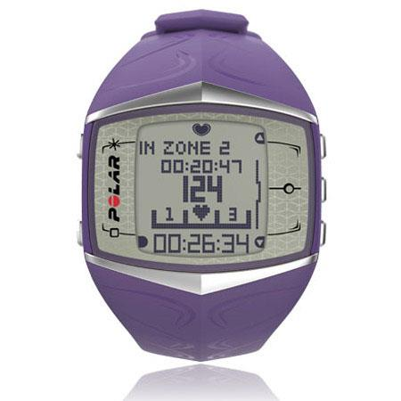 Polar FT Fitness Heart Rate Monitor Watch Polar Cinch Bag Lilac 74 - 353