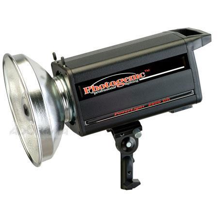 Photogenic PowerLight Digital Remote Flash Unit ws Refelector Flashtube Protector PLDR 242 - 364
