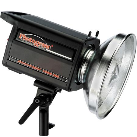 Photogenic ws PL Series Powerlight Built Pocket Wizard Radio Receiver C C UV Color Corrected Flashtu 87 - 652
