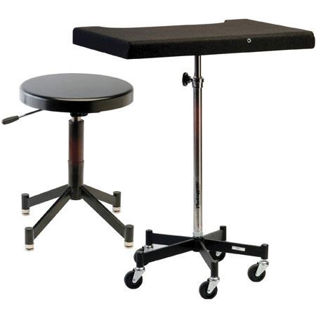 Photogenic TONY Posing Table Casters and the PGB Posing Stool SP 101 - 505