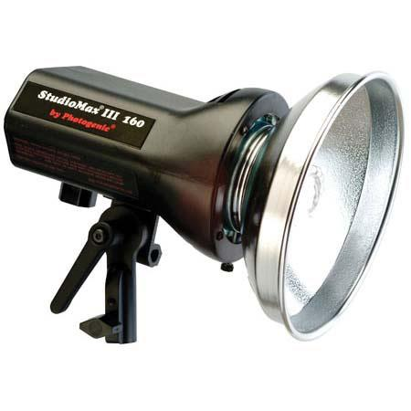 Photogenic StudioMaIII AC Operated ws Constant Color Monolight Reflector Flashtube AKC 65 - 713