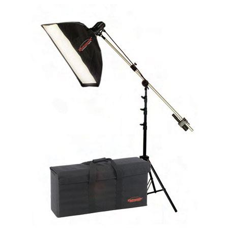 Photogenic StudioMaIII AC Traveling Hair Light Boom Arm Kit AKC Constant Color Monolight HD Stand Bo 136 - 474