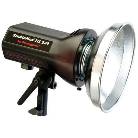 Photogenic StudioMaIII AC Operated ws Constant Color Monolight Reflector Flashtube AKC 243 - 47