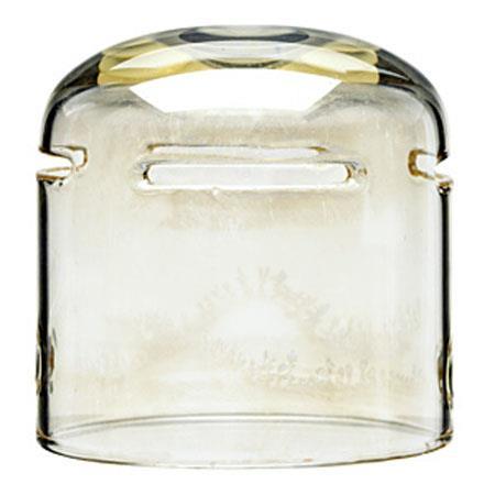 Profoto UV Coated Clear Glass Dome Flashtube Cover Acute D Heads 91 - 142