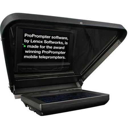 ProPrompter PP V HD VGA LCD Package Monitor Software 224 - 175