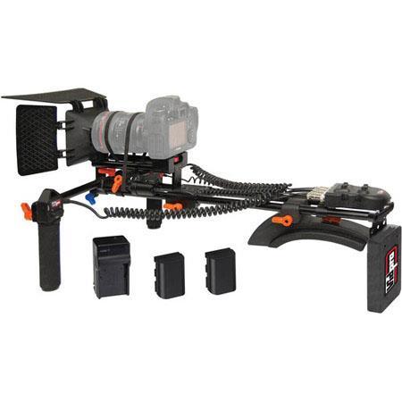 Vidpro Motorized DSLR Shoulder Rig 145 - 614