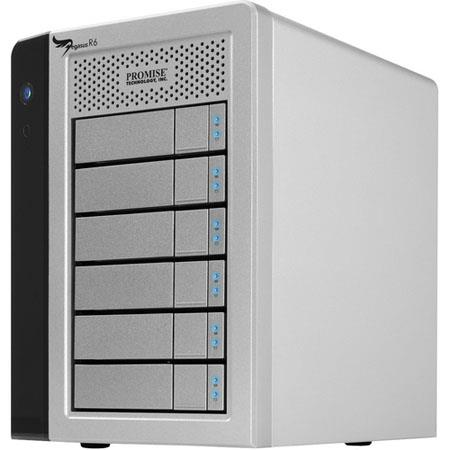 Promise Technology Pegasus TBTB RAID Storage Thunderbolt MBs Data Transfer Rate RPM Speed 196 - 275