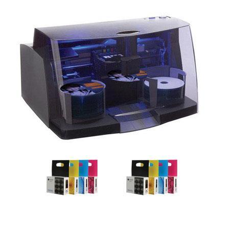 Primera Bravo Auto Printer BundlePrimera Ink Cartridges Cyan Magenta  72 - 418