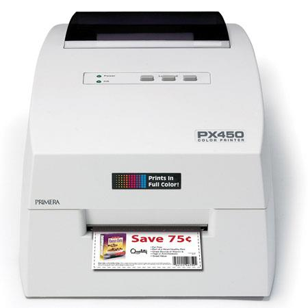 Primera Technology PX Color POS Label Printer Sec Speeddpi Resolution USB Interface 110 - 174
