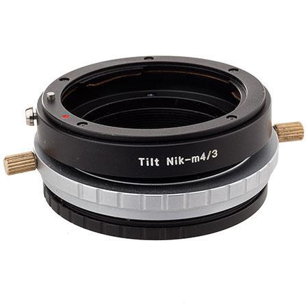 Pro Optic Nikon Lens to Micro Mount Cameras Tilt 123 - 43