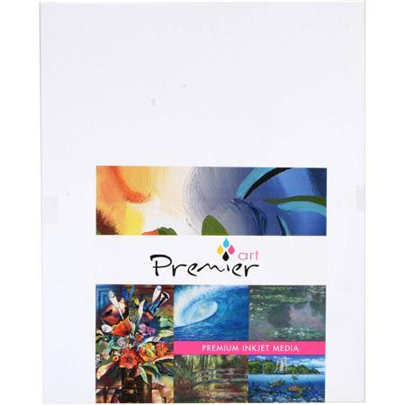 Premier Imaging PremierArt Smooth Natural Sided Matte Inkjet Paper mil gmSheets 123 - 43