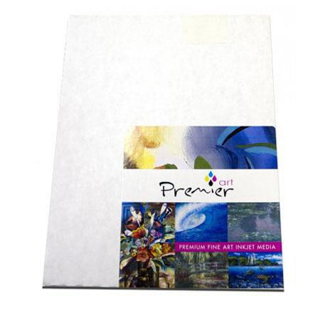 Premier Imaging PremierArt Smooth Natural Sided Matte Inkjet Paper mil gmSheets 152 - 134