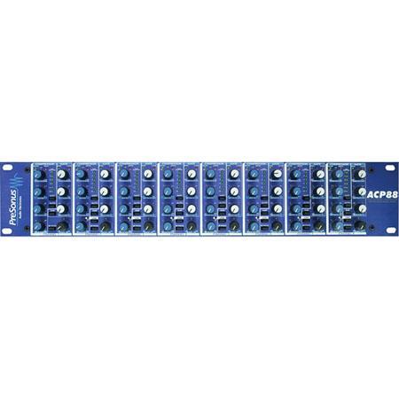 PreSonus ACP Eight Channel Compressor Limiter Gate 231 - 247